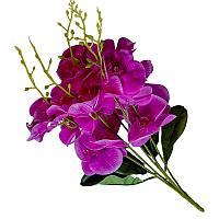 """Искусственные цветы """"Букет орхидеи"""", h-60см, резина/пластик"""
