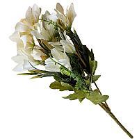 """Искусственные цветы """"Букет подснежников"""", h-30см, пластик/текстиль"""