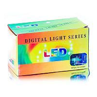 """Электрогирлянда """" Дождь"""", 480 ламп, 3м*3м цвет белый, пластик"""