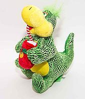 """Мягкая игрушка """"Дракон"""", h-25см, текстиль"""
