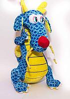 """Мягкая игрушка """"Дракон"""", h-45см, текстиль"""