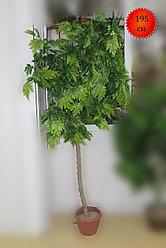 Дерево искусственное, клен зеленый, 195 см