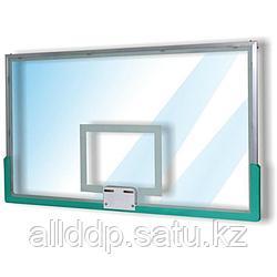 Щит баскетбольный оргстекло 180*105см Китай К140