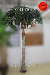 Дерево искусственное, пальма, 290 см