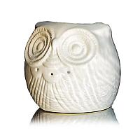 "Аромалампа ""Пузатый совёнок"", 7,7*8,5*8 см, керамика"