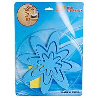 Набор объемных наклеек «Цветок», 16*16см, пластик