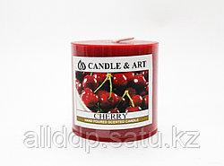 Ароматическая свеча, Cherry, 5 см