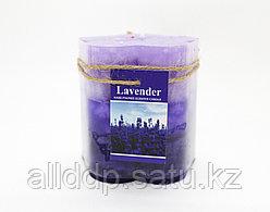 Ароматическая свеча, Lavender, 7 см