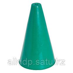 Конус для разметки 16 см зеленый Россия гп14604
