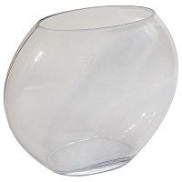 Плоский аквариум, h-13см, стекло