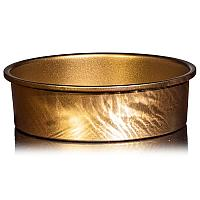 """Форма для выпечки с а/п покрытием """"Круг Рэнди"""" со съемным дном, 21,5*6,5 см, металл"""