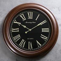 """Часы настенные """"Грация"""", d-60 см, пластик, стекло"""
