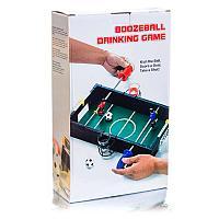 Игра пьяный гол с фигурками, 20*36см, пластик, металл, стекло