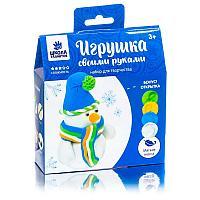 """Набор для творчества """"Снеговик"""" , 13х14см, пластик"""