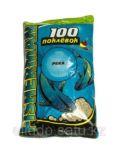 Прикормка, Fisherman, 100 поклевок Река