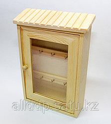 """Заготовка для декора """"Ключница"""", деревянная, 23*15 см"""