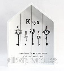 """Ключница шкатулка,""""Keys"""", 33*25 см"""