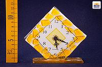 Часы, h-12,5см, стекло