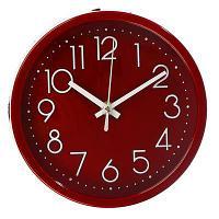 "Часы настенные""Джойс"" круг, d-19,5см, пластик"