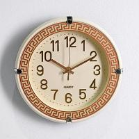"""Часы настенные """"Греция"""",23х23 см, пластик"""