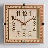 "Часы настенные ""Полли"", 23х23 см ,пластик"