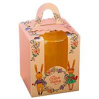 Коробка складная «Для тебя», 15*15см, картон