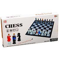 """Игра настольная """"Шахматы на магните"""", 30*16см, фигуры людей ,пластик"""