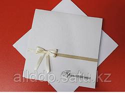 """Пригласительная открытка """"Invitation 18"""""""