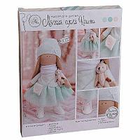 """Набор для шитья """" Мягкая кукла Кристи"""", 18*22см, текстиль/пластик"""