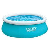 Акция Надувной бассейн Intex 28101, 183х51см полукаркасный Детский, фото 2