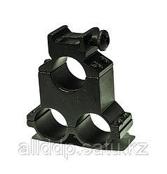 Крепление (кронштейн) для оптического прицела. Три кольца. 8 см