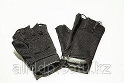 Тактические перчатки 5.11 Black беспалые