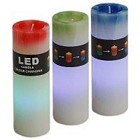 """Свечи """"LED"""", 15*5см, воск"""