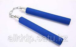 Нунчаки тренировочные ASL 4102 синие