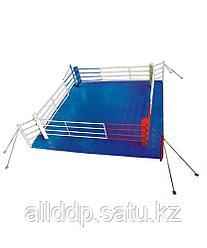 Ринг боксерский 5 х 5 м на растяжках гп59-20