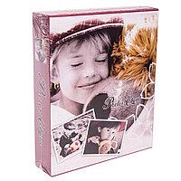 Фотоальбом для 80 фото в подарочной коробке, 23*20см, картон