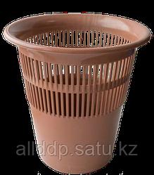 Корзина для мусора II тип (коричневый) Р137