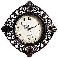 """Часы настенные """"Ретро"""", 35*35см, пластик"""