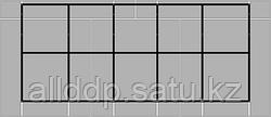 Рама крепежная для табло с сеткой К397