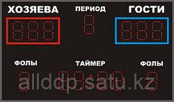 Табло электронное 103*135 красн с ПО К335