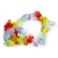 """Украшение """"Гавайское ожерелье"""", текстиль"""