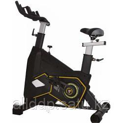 Велотренажер магнитный для спортивных залов Pro Fit 771, черный