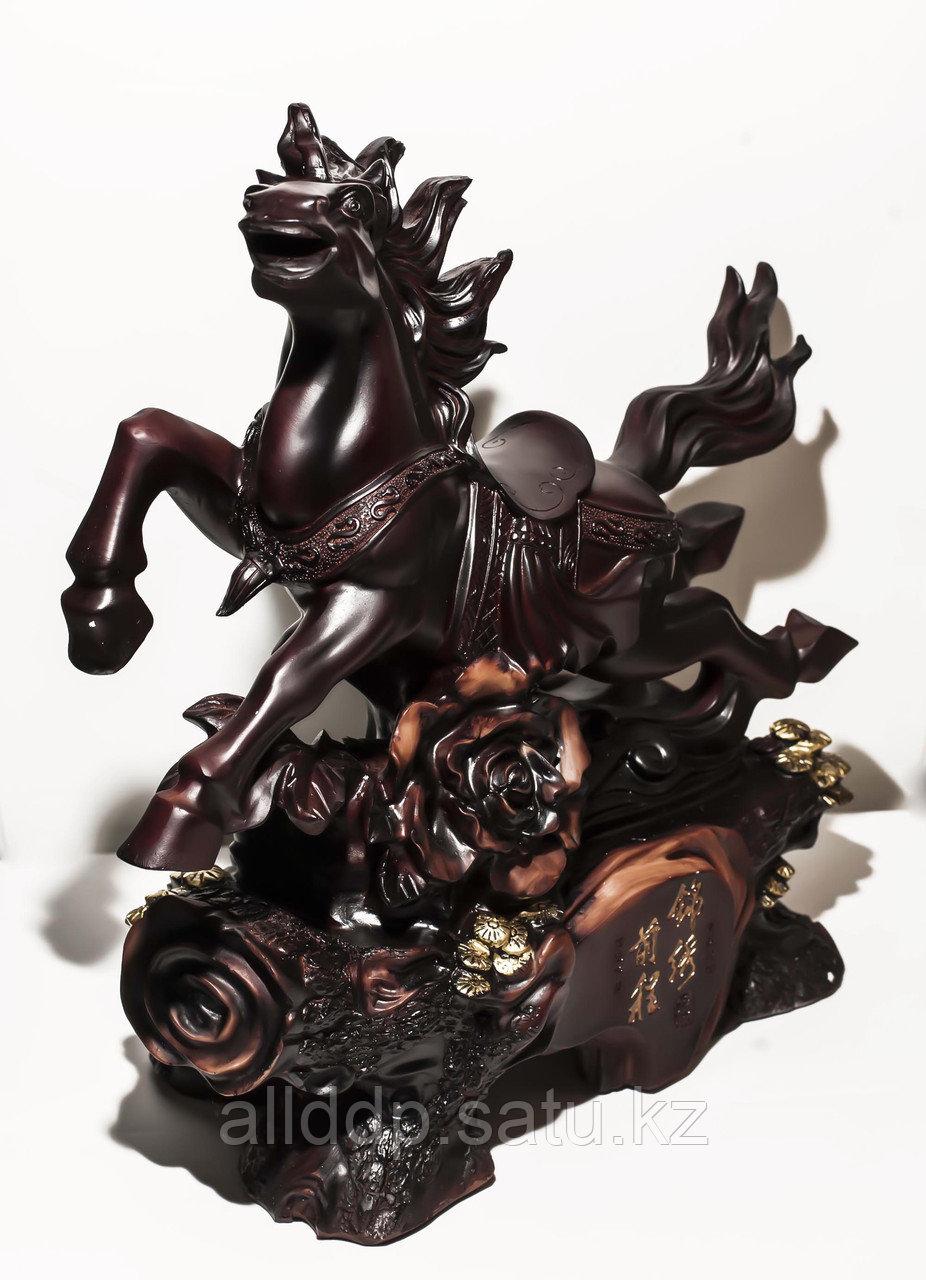 """Статуэтка """"Лошадь"""", металл, 45*45 см"""