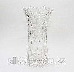 Настольная стеклянная ваза, 19 см