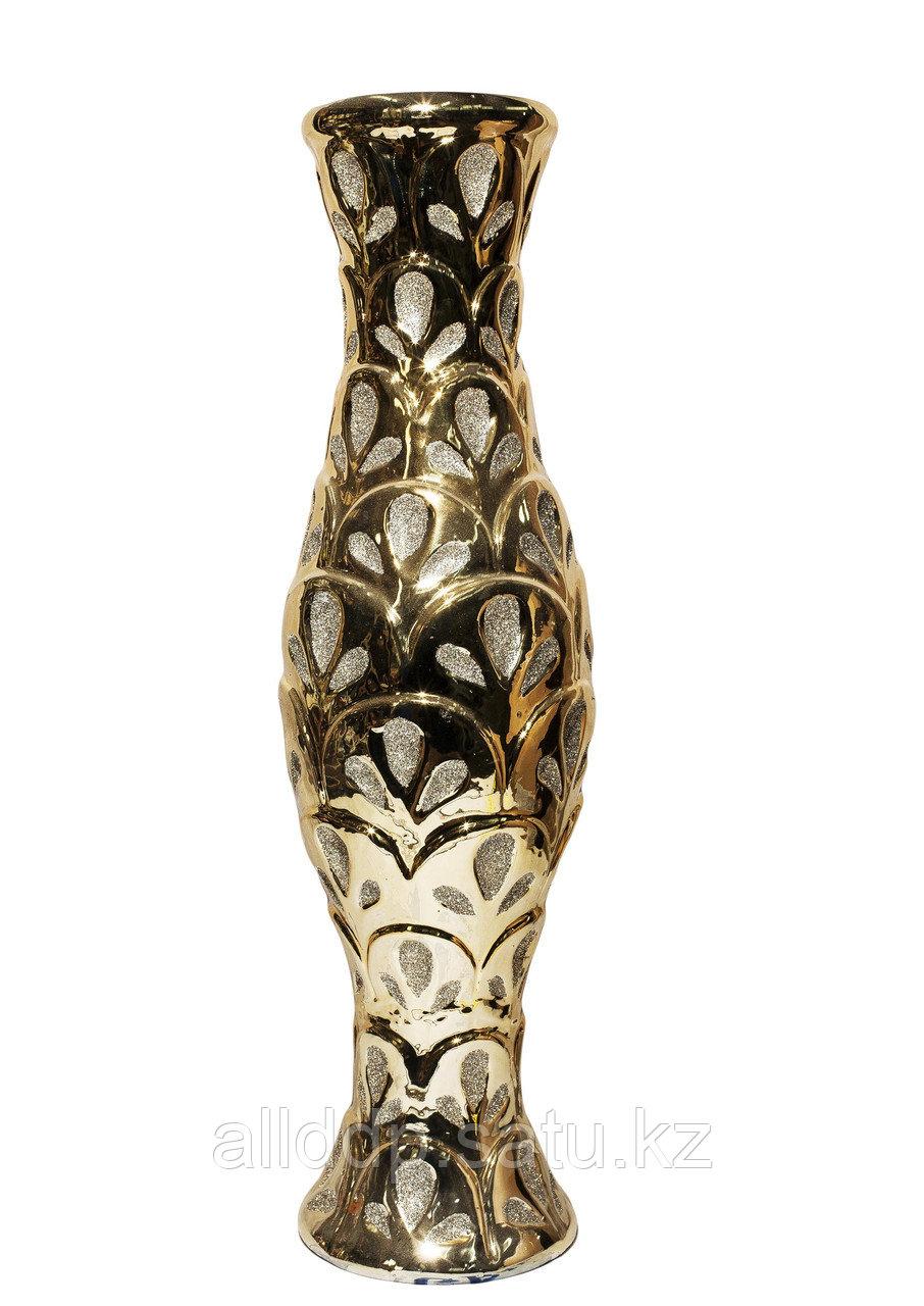 Напольная ваза № 2272, 62 см