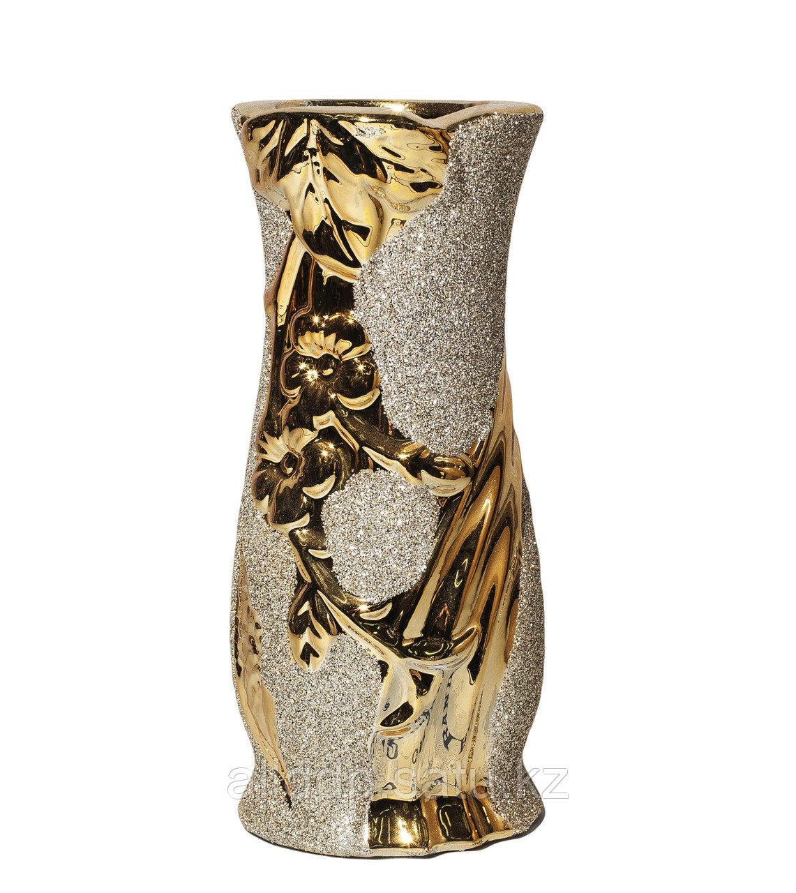 Настольная ваза № 2291-02, 20 см