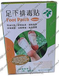 Детоксикационный пластырь Foot Patch, Алоэ