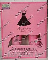 Набор для депиляции Little Black Dress 2 в 1