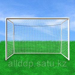 Ворота для футбола стационарные 7,32х2,44 К174