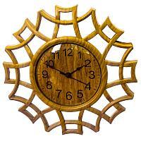 """Часы настенные """"Лепнина"""", 25х25 см , пластик"""